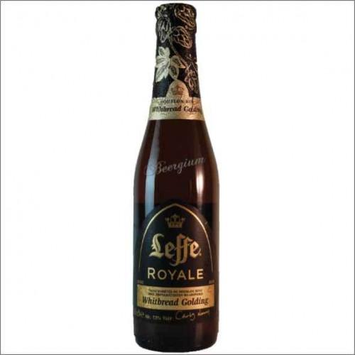 LEFFE ROYALE WHITEBREAD GOLDING 33 cl.