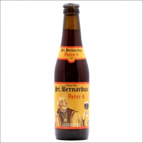 ST. BERNARDUS PATER 6 33 cl.