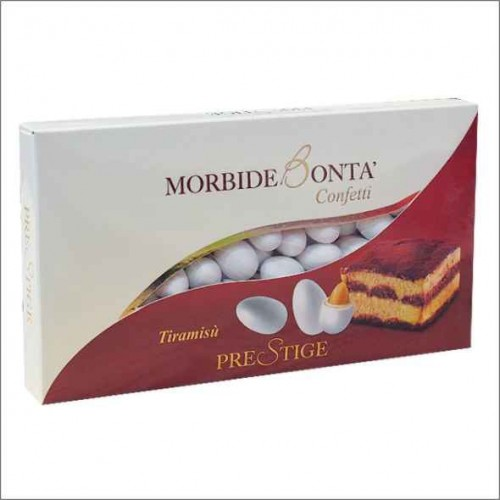 CONFETTI PRESTIGE MORBIDE BONTA TIRAMISU 500 g