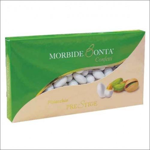 CONFETTI PRESTIGE MORBIDE BONTA PISTACCHIO 500 g