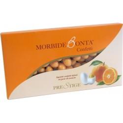 CONFETTI PRESTIGE MORBIDE BONTA ARANCIA 500 g