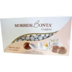 CONFETTI PRESTIGE MORBIDE BONTA MARRON GLACE' 500 g