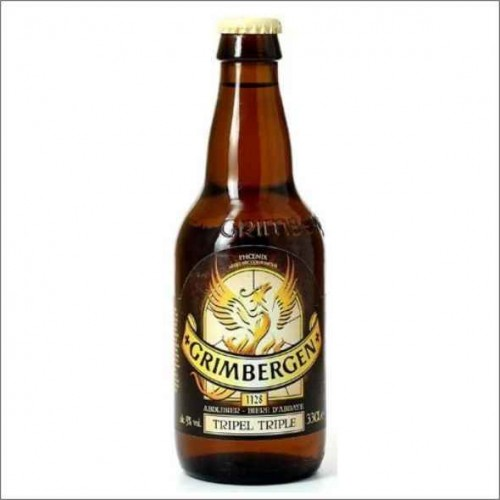 GRIMBERGEN TRIPEL TRIPLE 33 cl.