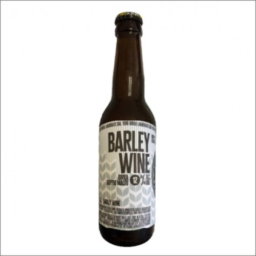 LAMBRATE BARLEY WINE 33 cl.