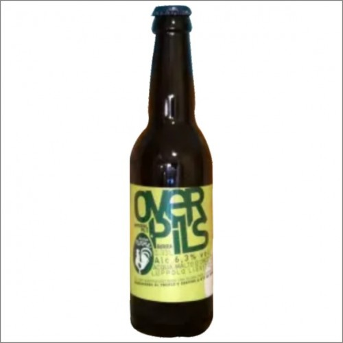 RURALE OVER PILS 33 cl.