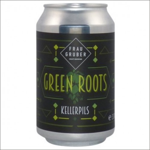 FRAU GRUBER GREEN ROOTS 33 cl.