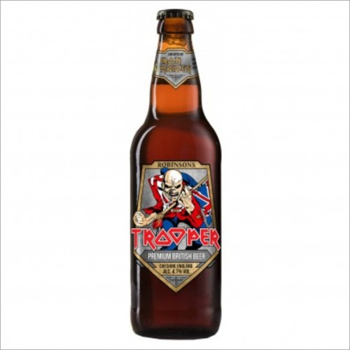 IRON MAIDEN TROOPER ALE 50 cl.
