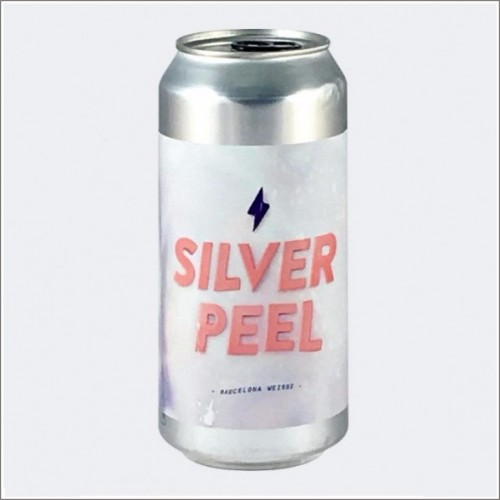 GARAGE SILVER PEEL 44 cl.