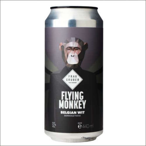 FRAU GRUBER FLYING MONKEY 33 cl.