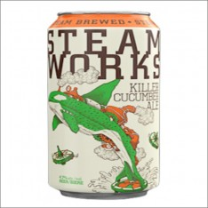 STEAM WORKS KILLER CUCUMBER ALE 35,5 cl.