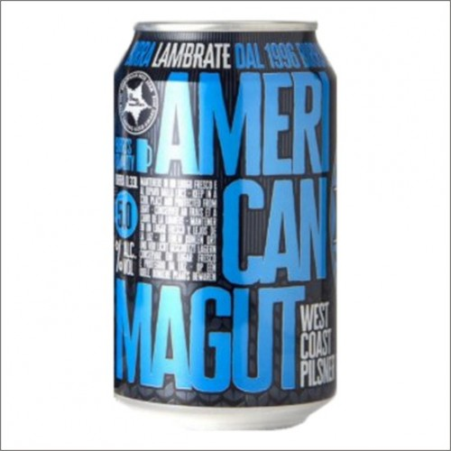 LAMBRATE AMERICAN MAGUT 33 cl.