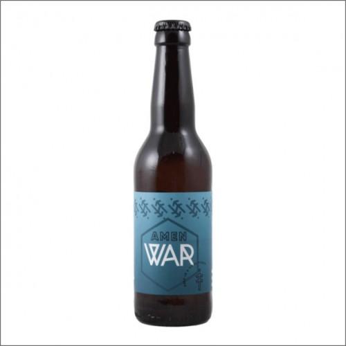 WAR AMEN 33 cl.