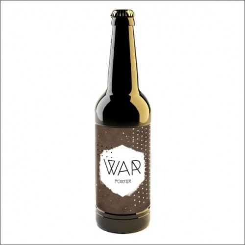 WAR BABAU 82 33 cl.