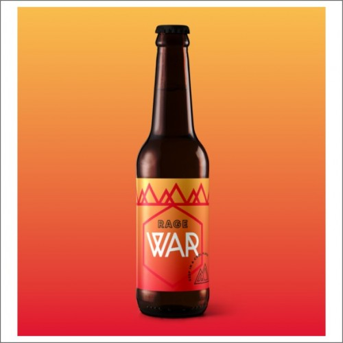 WAR RAGE 33 cl.
