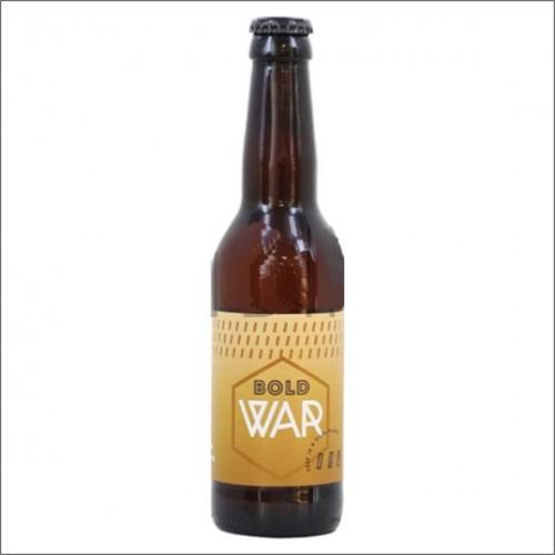WAR BOLD 33 cl.