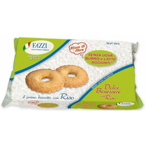 Fazzi Biscotti al Riso gr.250