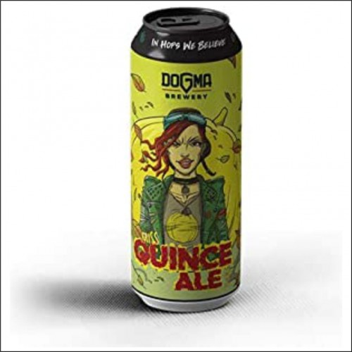 DOGMA MISS QUINCE ALE CL.50