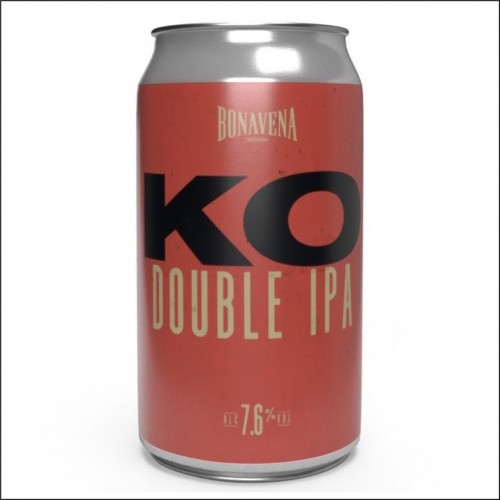 BONAVENA KO DOUBLE IPA 33 cl.