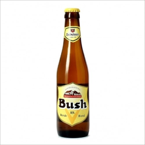 BUSH BLONDE 33 cl.