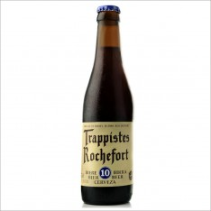TRAPPISTES ROCHEFORT 10 33 cl.