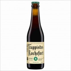 TRAPPISTES ROCHEFORT 8 33 cl.
