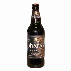 O'HARA'S IRISH STOUT 50 CL