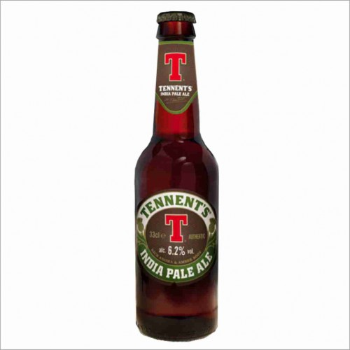 TENNENT'S INDIA PALE ALE 33 cl.