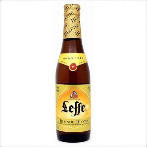 LEFFE BLOND 33 cl.