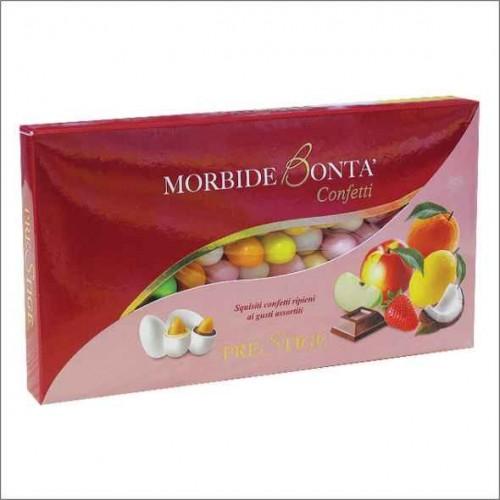 CONFETTI PRESTIGE MORBIDE BONTA MISTO FRUTTA GR500