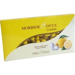 CONFETTI PRESTIGE MORBIDE BONTA LIMONE 500 g