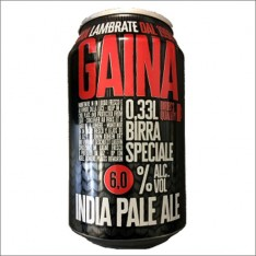 LAMBRATE GAINA LATTINA 33 cl.