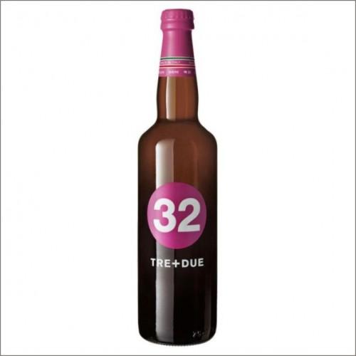 VIA DEI BIRRAI 32 TRE+DUE 75 cl.