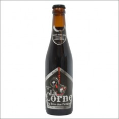 LA CORNE BLACK 33 cl.