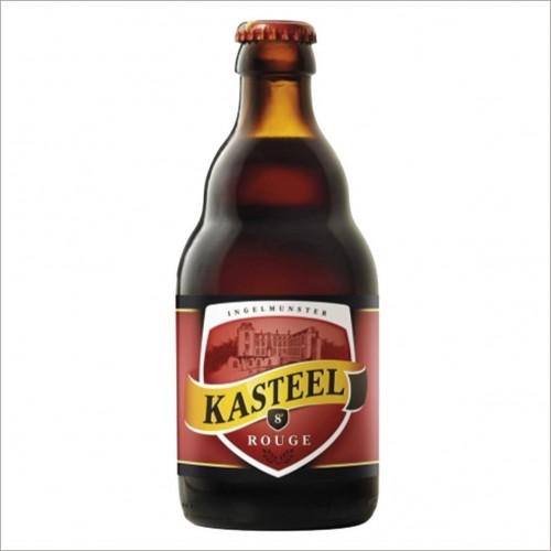KASTEEL ROUGE 33 cl.