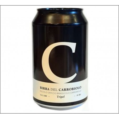 CARROBIOLO TRIPEL 33 cl.