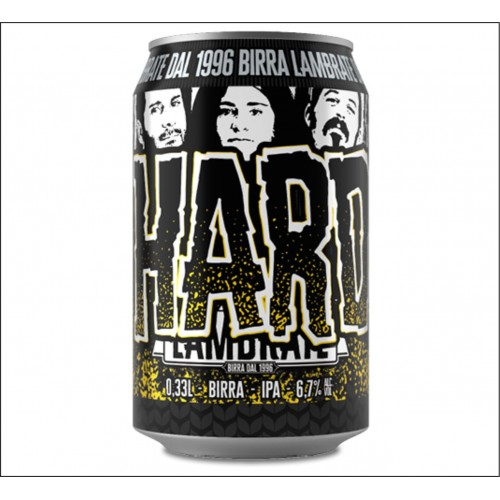 LAMBRATE HARD 33 cl.