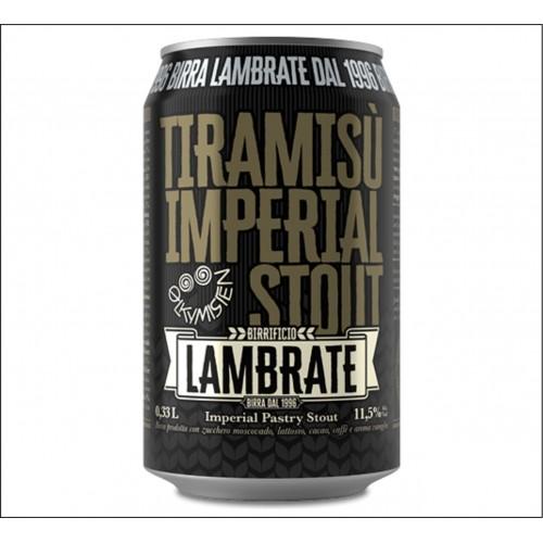 LAMBRATE TIRAMISU 33 cl.
