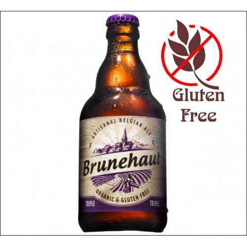 Brunehaut TRIPEL 33 cl.