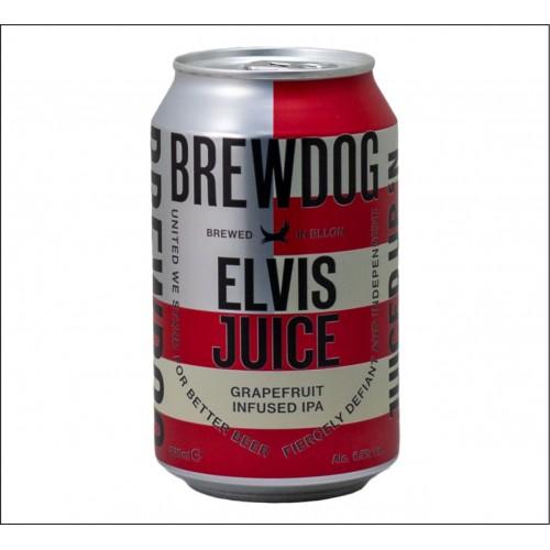 BREWDOG ELVIS JUICE 33 cl.