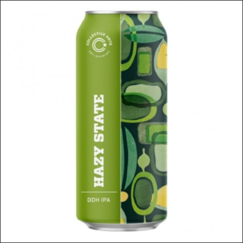 COLLECTIVE ARTS HAZY STATE CL.50