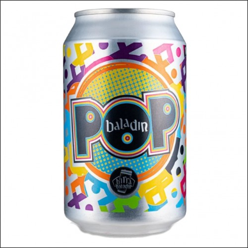 BALADIN POP LATTINA 33 cl.
