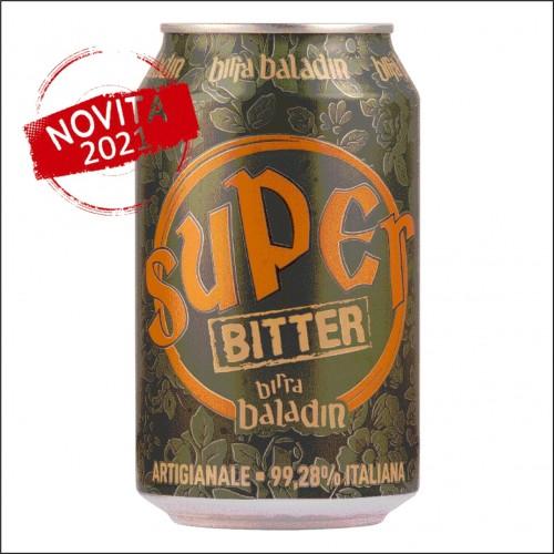 BALADIN SUPER BITTER L ATT. 33 cl.