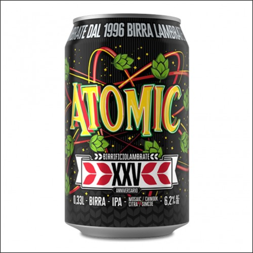 LAMBRATE ATOMIC 33 cl.
