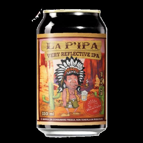 MENARESTA LA P'IPA latt. 33 cl.