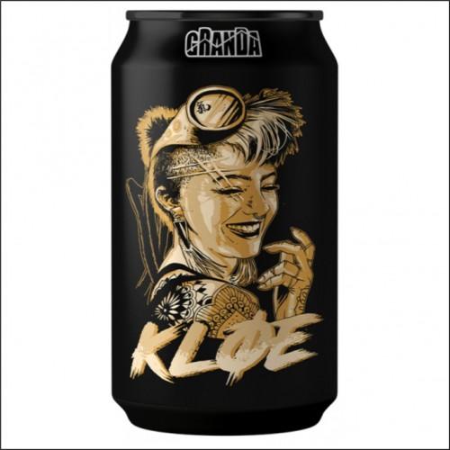 GRANDA KLOE latt. 33 cl.