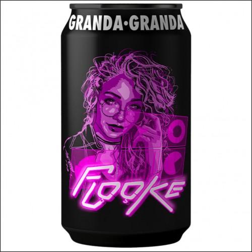 GRANDA FLOOKE latt. 33 cl.