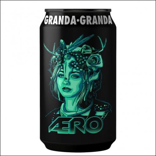 GRANDA AERO latt. 33 cl.