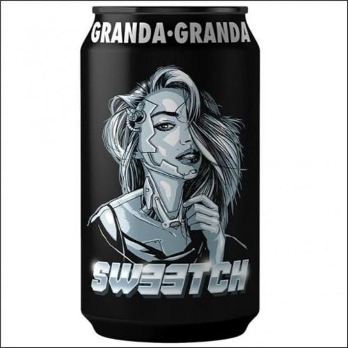GRANDA SWEETCH latt. 33 cl.