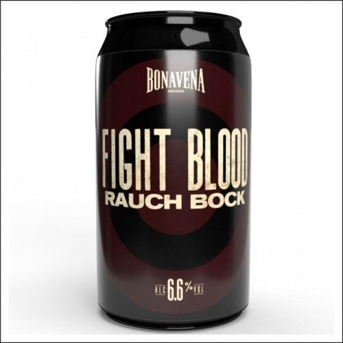 BONAVENA FIGHT BLOOD 33 cl.