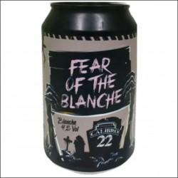 CALIBRIO 22 FEAR OF THE BLANCHE 33 cl.